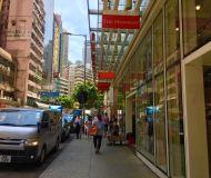 Hong Kong Wanchai High-ceiling F&B Shop for Lease