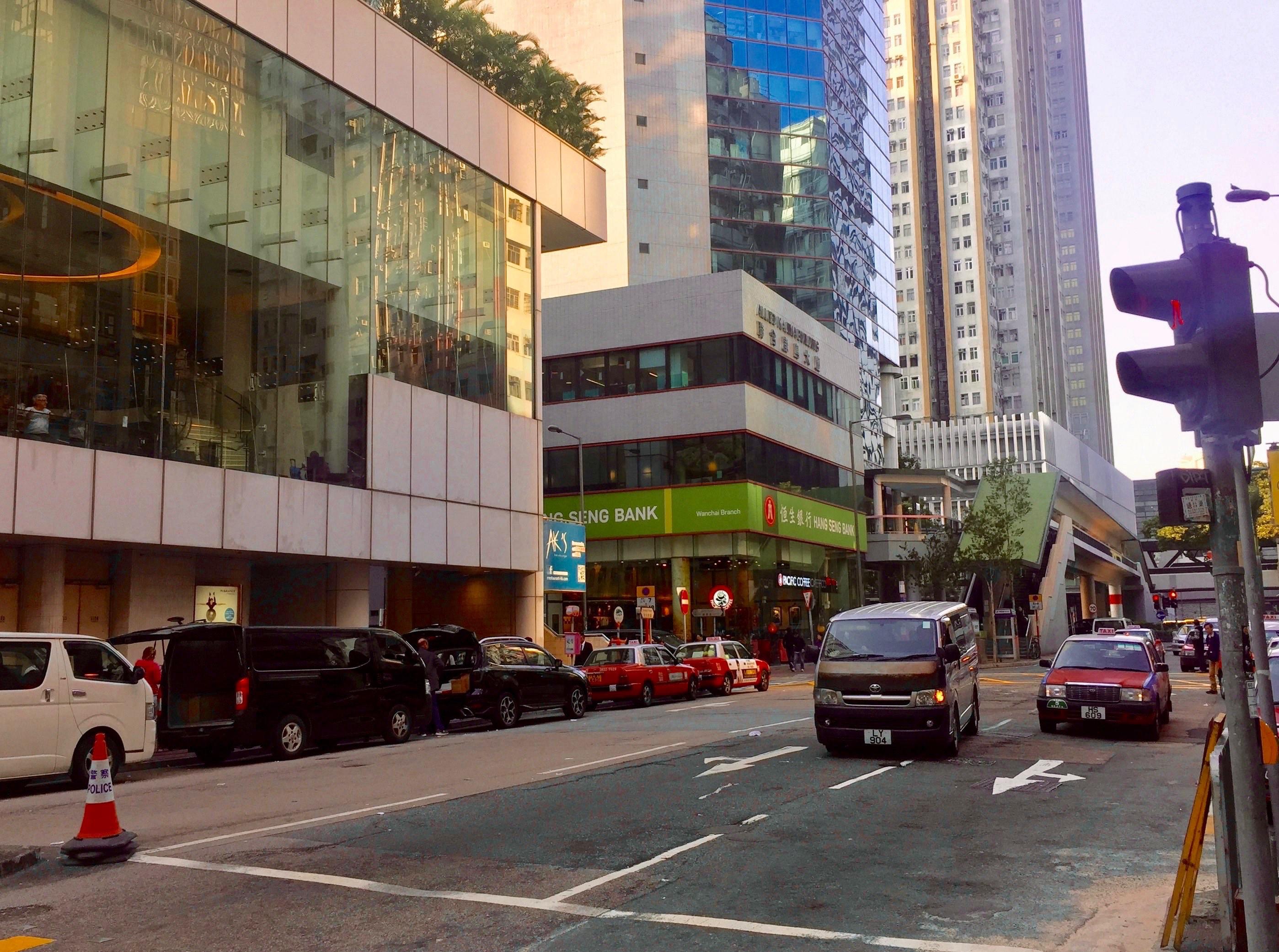 Jaffe Rd. Stewert Rd, Wan Chai Hong Kong - FB space for lease