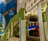 High-ceiling High-traffic Soho Bar Restaurant Space for Rent in Central HK