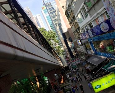 Restaurant for rent near Soho Escalator, Central Hong Kong