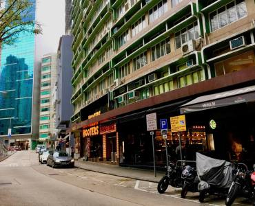 Wyndham Street Restaurant and Bar Space for Rent in Central HK