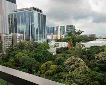 FB shop for lease overlooking greenery of Kowloon Park - Tsim Sha Tsui, Hong Kong