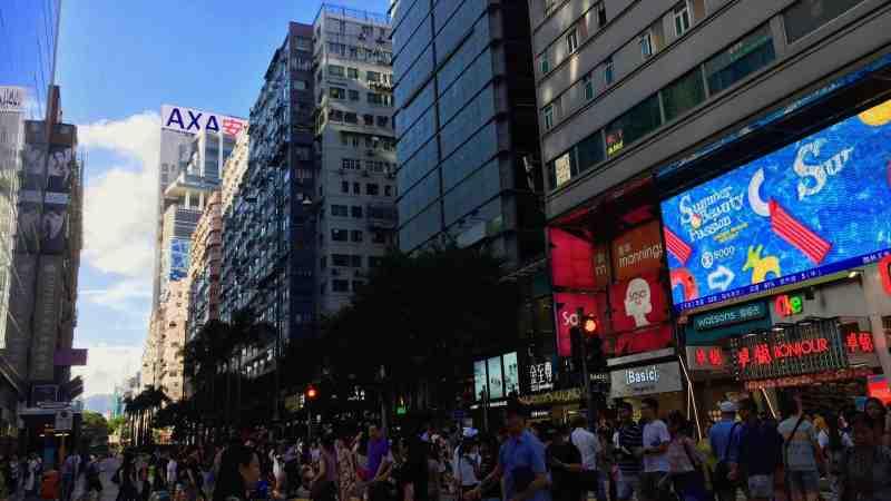 HK Tsim Sha Tsui High Traffic Restaurant Shop to Let