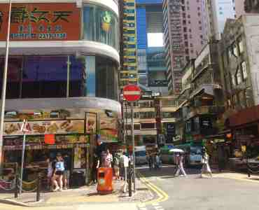 Hong Kong Causeway Bay F&B Shop for Rent best for takeaway