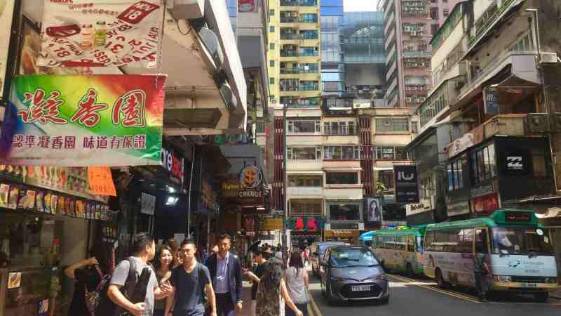 Hong Kong Causeway Bay Small Takeaway F&B Shop for Lease