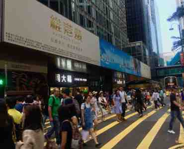 Hong Kong Central FB Shop for Lease with High-spending foodie customers