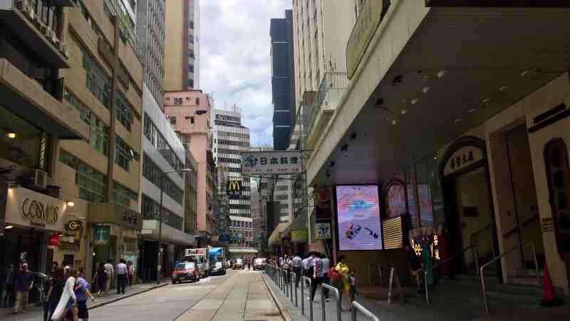 Hong Kong TST High Traffic FB Shop for Lease on Prat Avenue