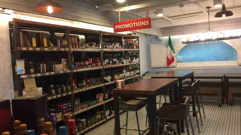 Hong Kong Wan Chai Restaurant for Sale Multipurpose venue for dining, catering, events and gourment sales