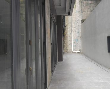 Restaurant space for lease with yard in Hillwood Road, Tsim Sha Tsui, HK