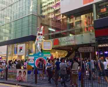 Tsim Sha Tsui Peking Road Restaurant Cafe Bar Shop for Rent in Kowloon Hong Kong