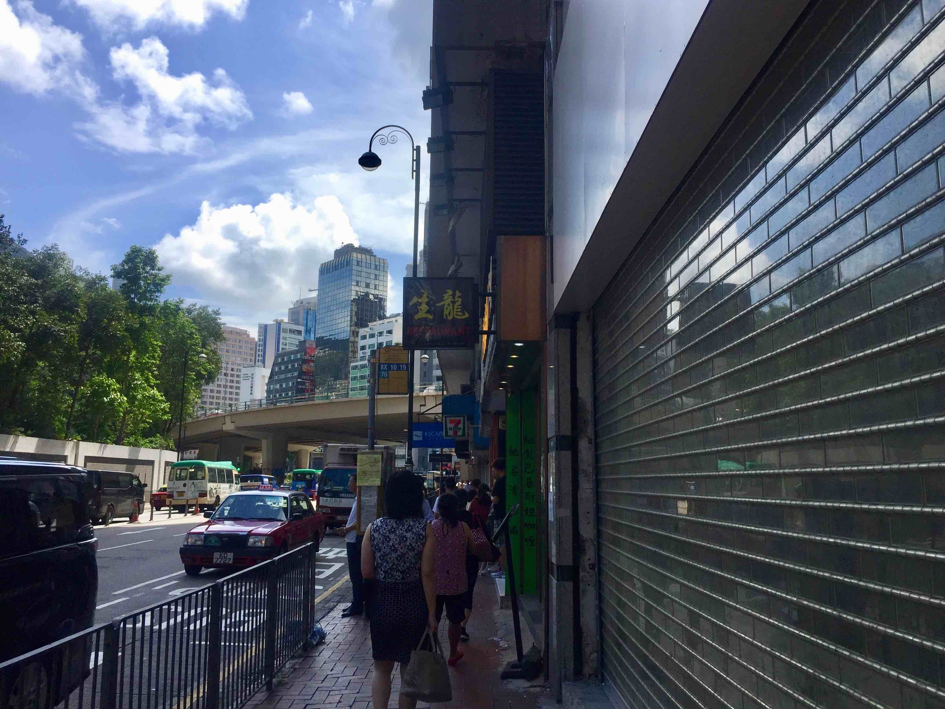 Efficient & high-ceiling Restaurant Space for Lease on Leighton Road in Causeway Bay HK