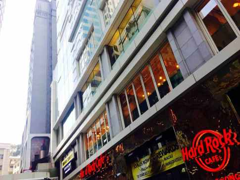 Bread Street Kitchen & Bar by Gordon Ramsay closed down in Lan Kwai Fong HK