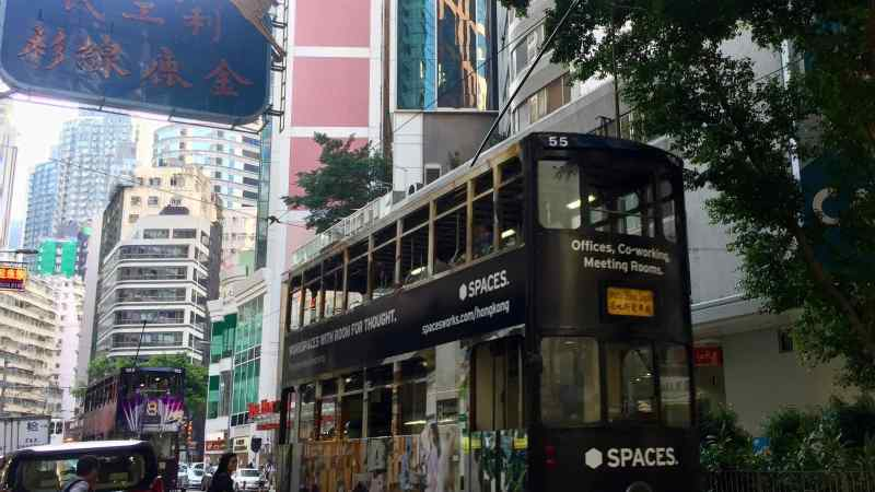 Fitted Restaurant for Lease in Hennessy Road Wan Chai HK