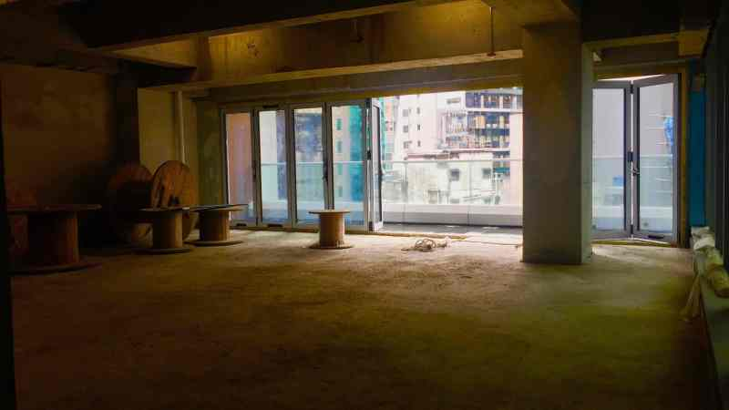Hong Kong Central Food _ Beverage Shop for Rent with Outdoor Terrace