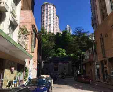 Hong Kong Tai Hang Wide-shopfront Cafe Restaurant Coffee Shop Wine Bar for Rent