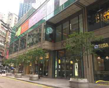 Tsim Sha Tsui High-spending foodie crowds F&B Shop for Lease HK