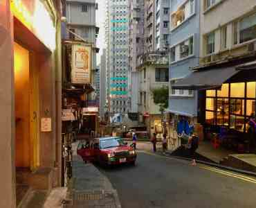HK Soho Central F&B Shop for Lease