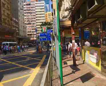 Wan Chai HK high footfall F&B Shop for Rent