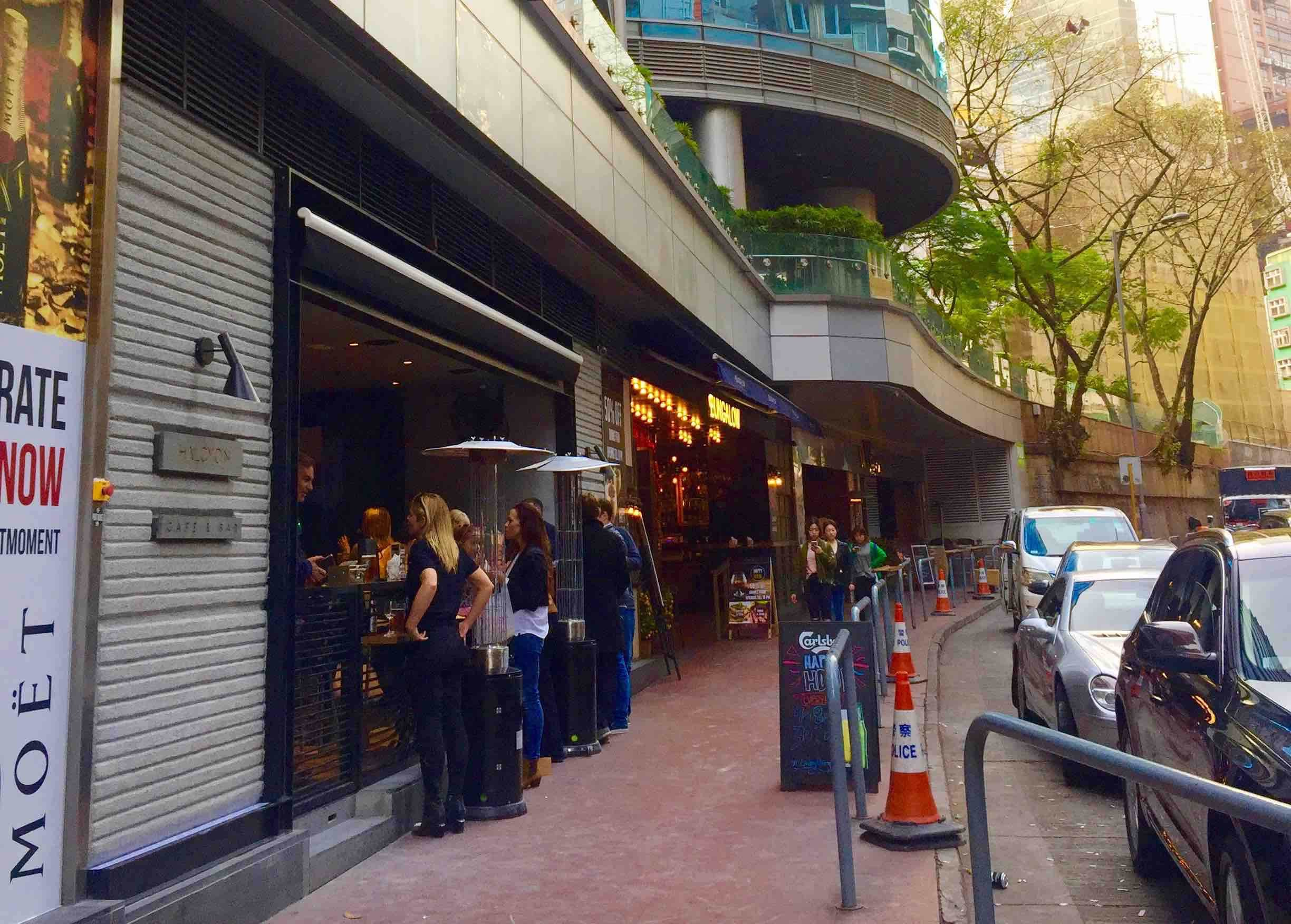 HK Central Supper Clubbing F&B Shop for Lease