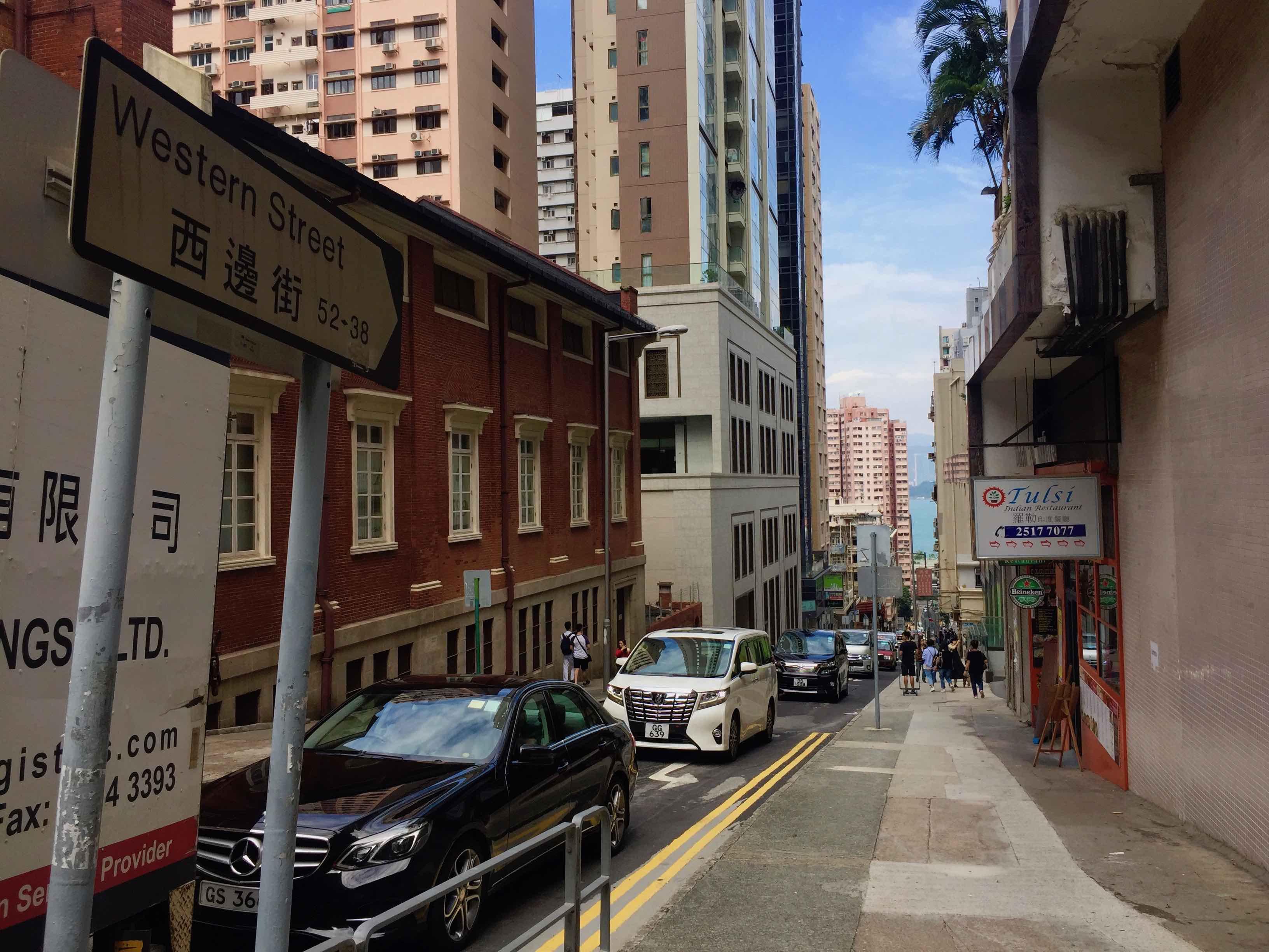 Hong Kong Sai Ying Pun High-ceiling F&B Shop for Rent