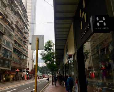 HK Causeway Bay high traffic grab-and-go FB Shop for rent