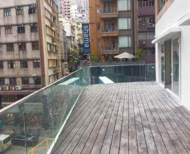 HK Central Huge Outdoor Bar Space for Lease