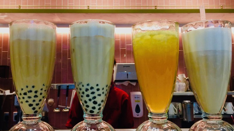 Oldest Taiwanese Bubble Tea House Landed Hong Kong