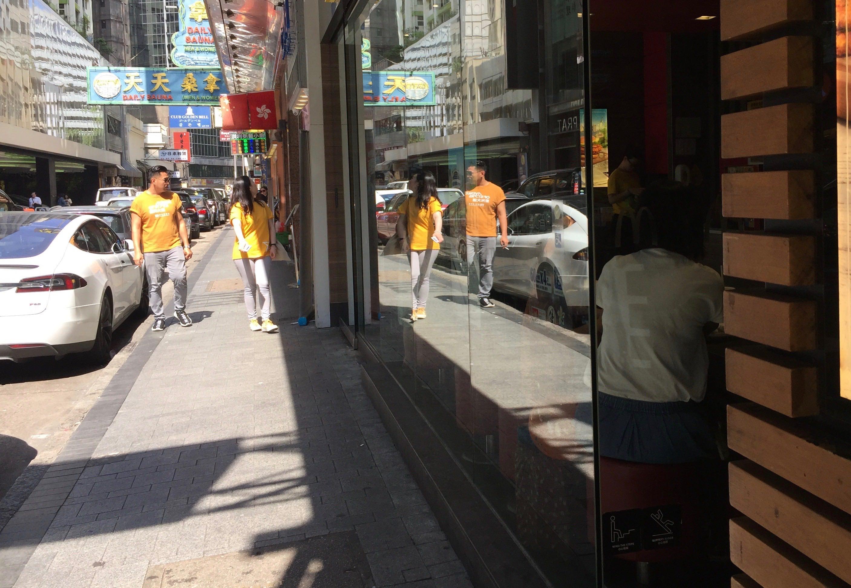 Tsim Sha Tsui Wide shopfront restaurant space for rent in HK