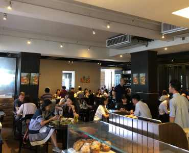Alfresco Restaurant for Rent in Causeway Bay HK