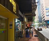 HK Causeway Bay takeaway shop for Lease