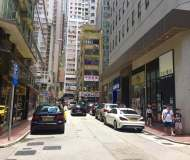 HK Sheung Wan Double-entrance restaurant space for rent