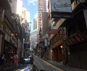 Fitted Soho Bar for Rent on Elgin St Central HK