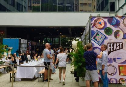 Restaurants organise joint food event to attract local diners