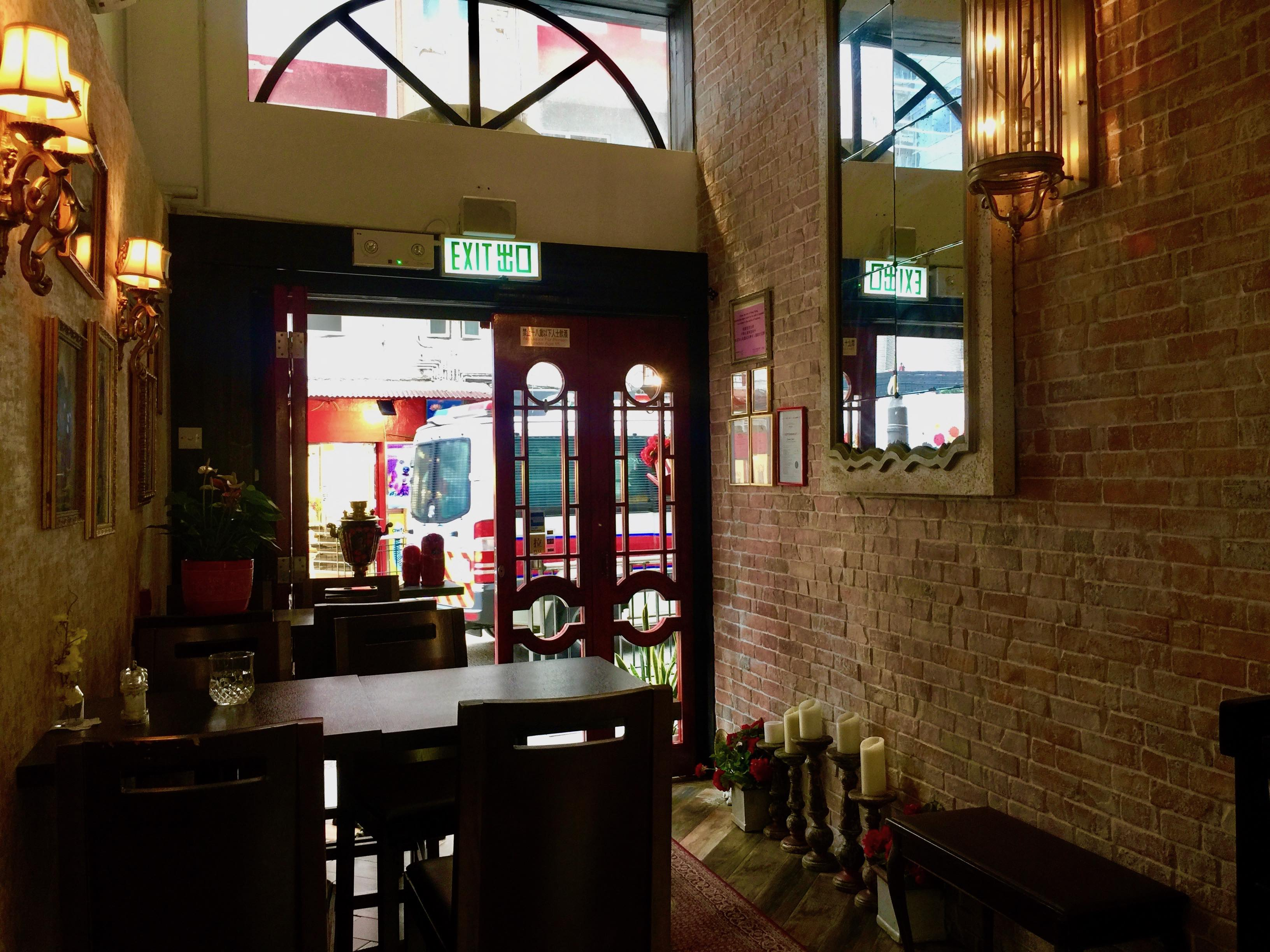HK Central restaurant for sale with late liquor licence