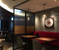 HK Wanchai Fitted Western Restaurant Bar for Rent