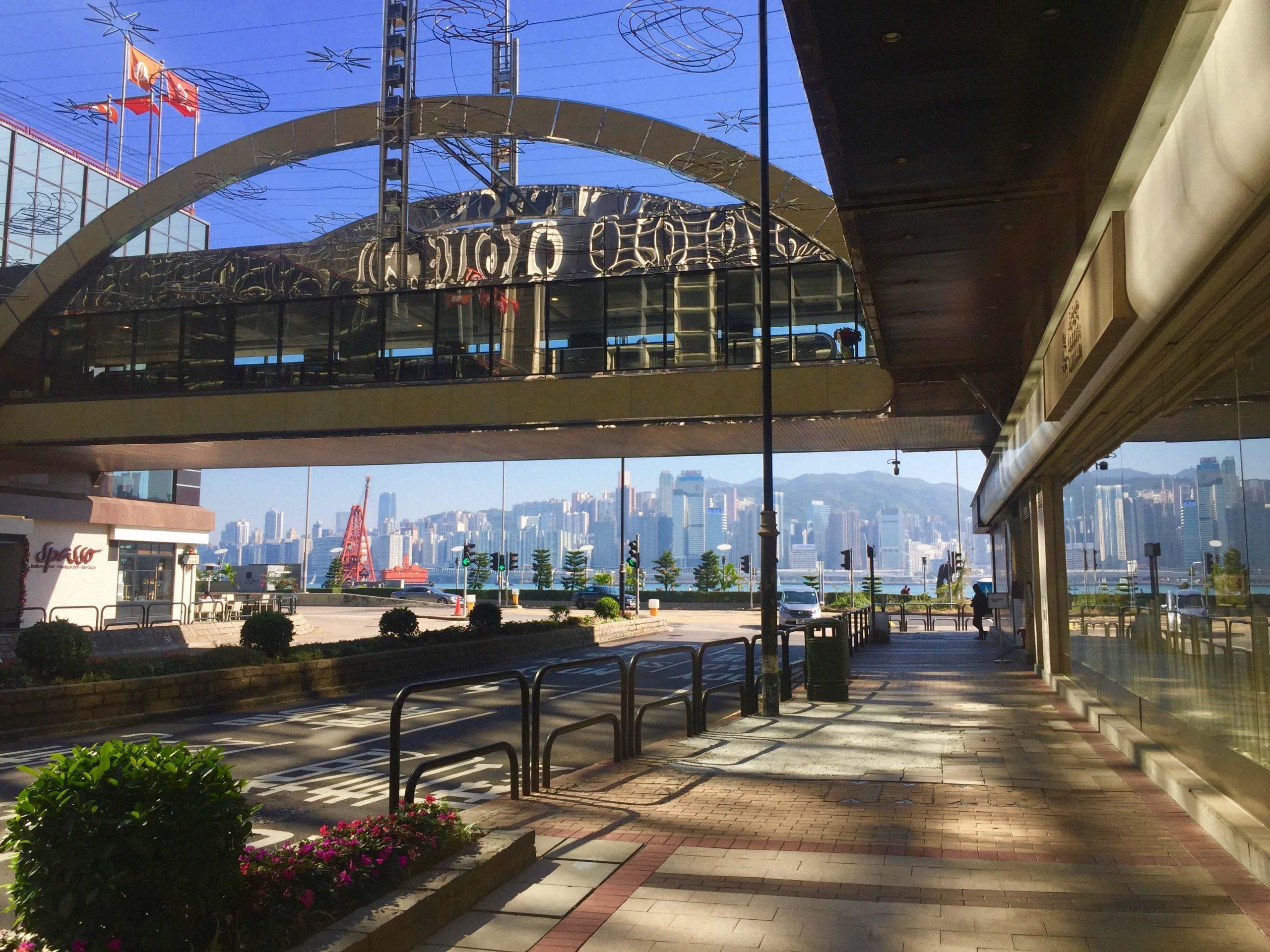 TST Harbourfront Restaurant for Lease in HK