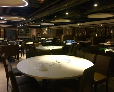 Fitting Restaurant Leasing Space with Licence in Kowloon HK