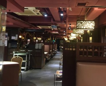 Street-access Fitted Restaurant with Licence for Lease in Kowloon Hong Kong