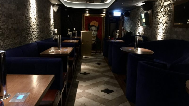 HK Fitted Leasing Bar Space with late liquor licence in LKF