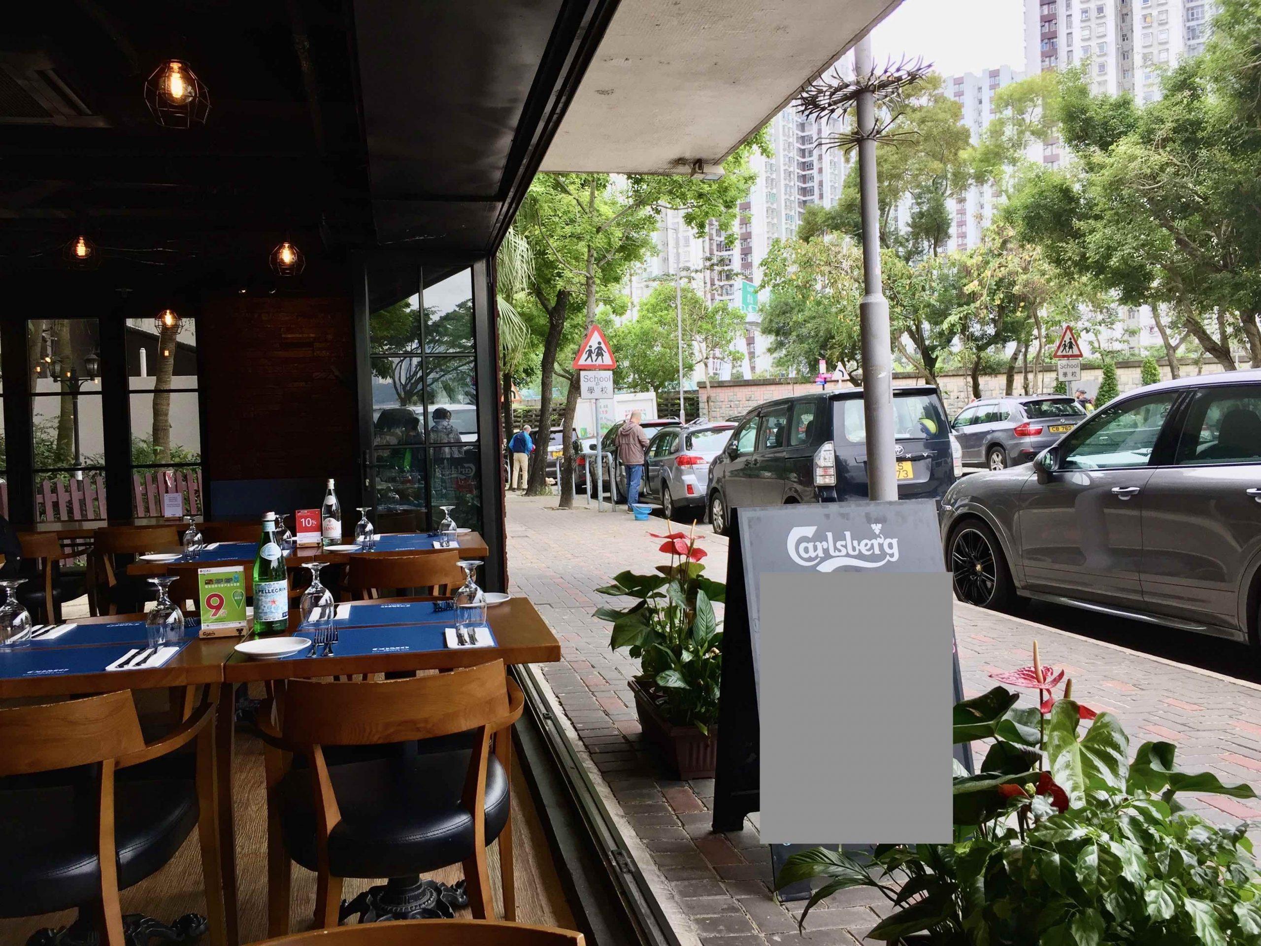 Fitted Neighborhood Restaurant for Rent in Eastern HK Island