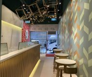 HK Central Light Refreshment Shop for Lease with fitting