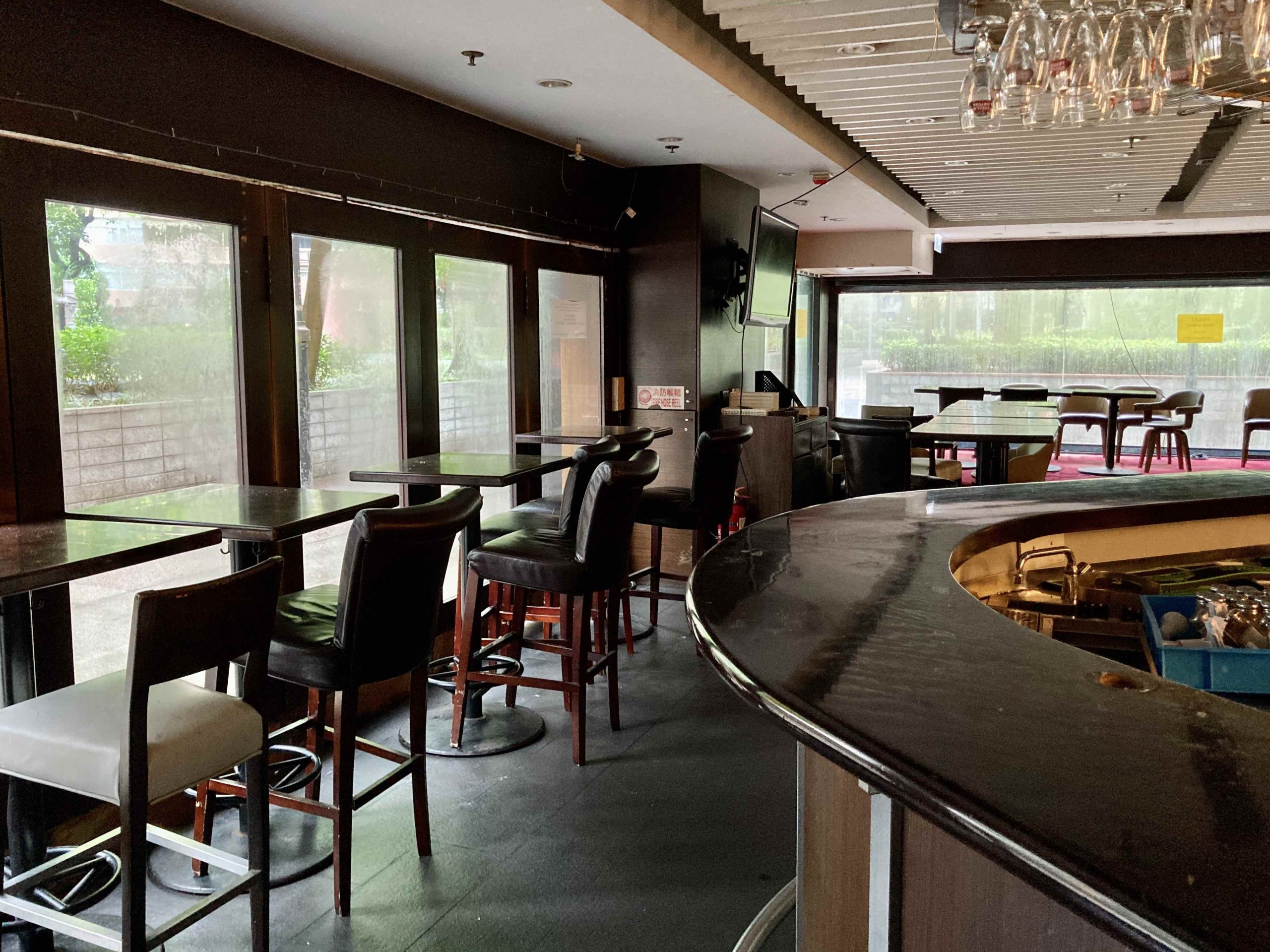 HK Restaurant for Lease with Outdoor Seating next to TST MTR