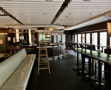 Restaurant for Lease with Outdoor Seating in Tsim Sha Tsui HK