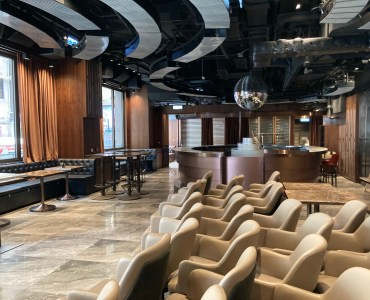 LKF Bar Restaurant on Ground-floor for Lease in Central HK