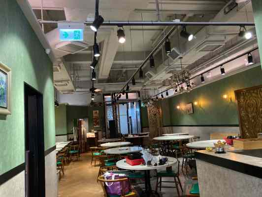 Some restaurants in HK terminated lease before expiry amid Pandemic