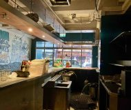 HK Hollywood Road Shop for Lease with Restaurant Bar fitting