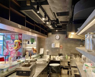 Shop for Lease with Kitchen fitting in Central HK
