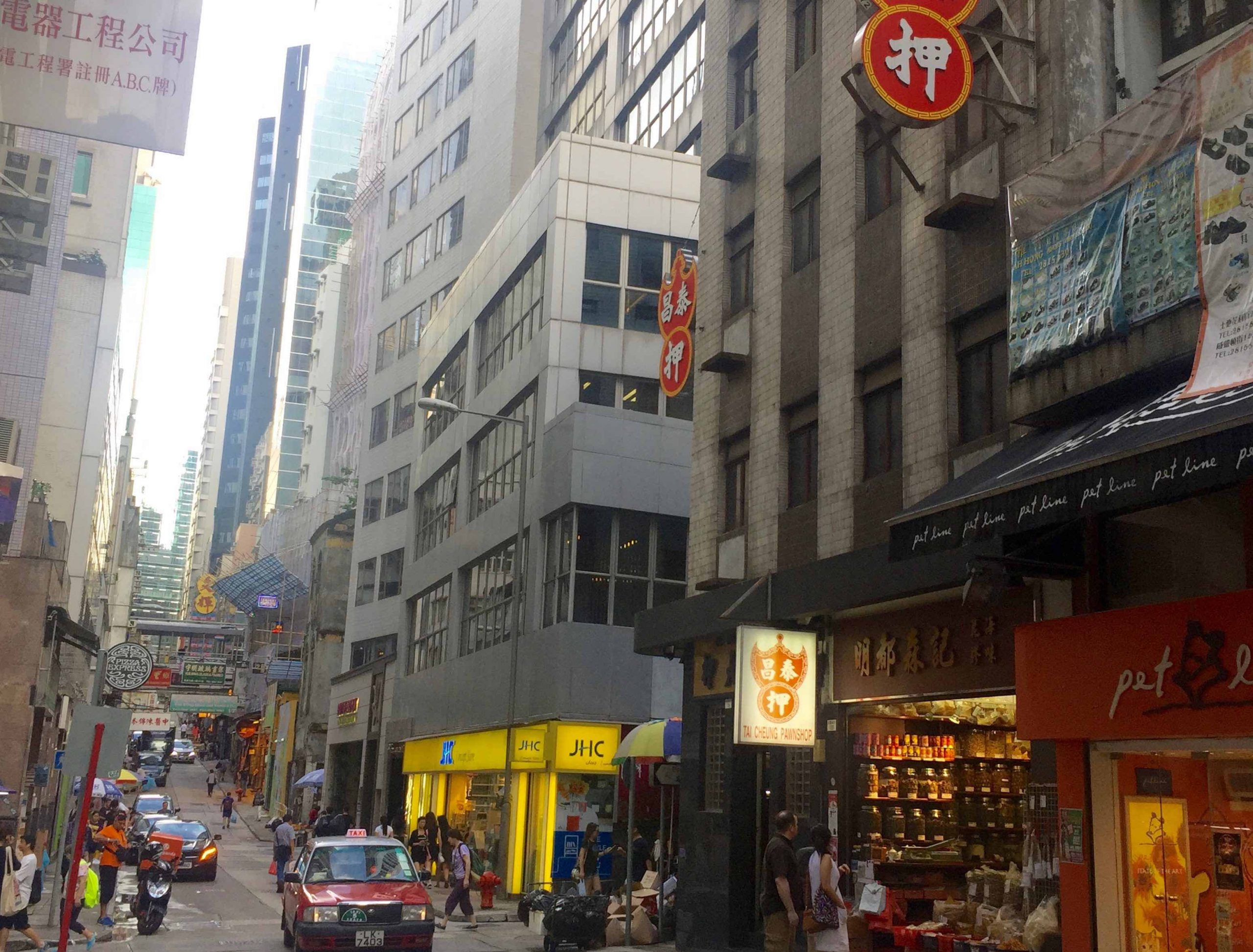 Cafe Bakery Shop for lease with Licence in Central HK