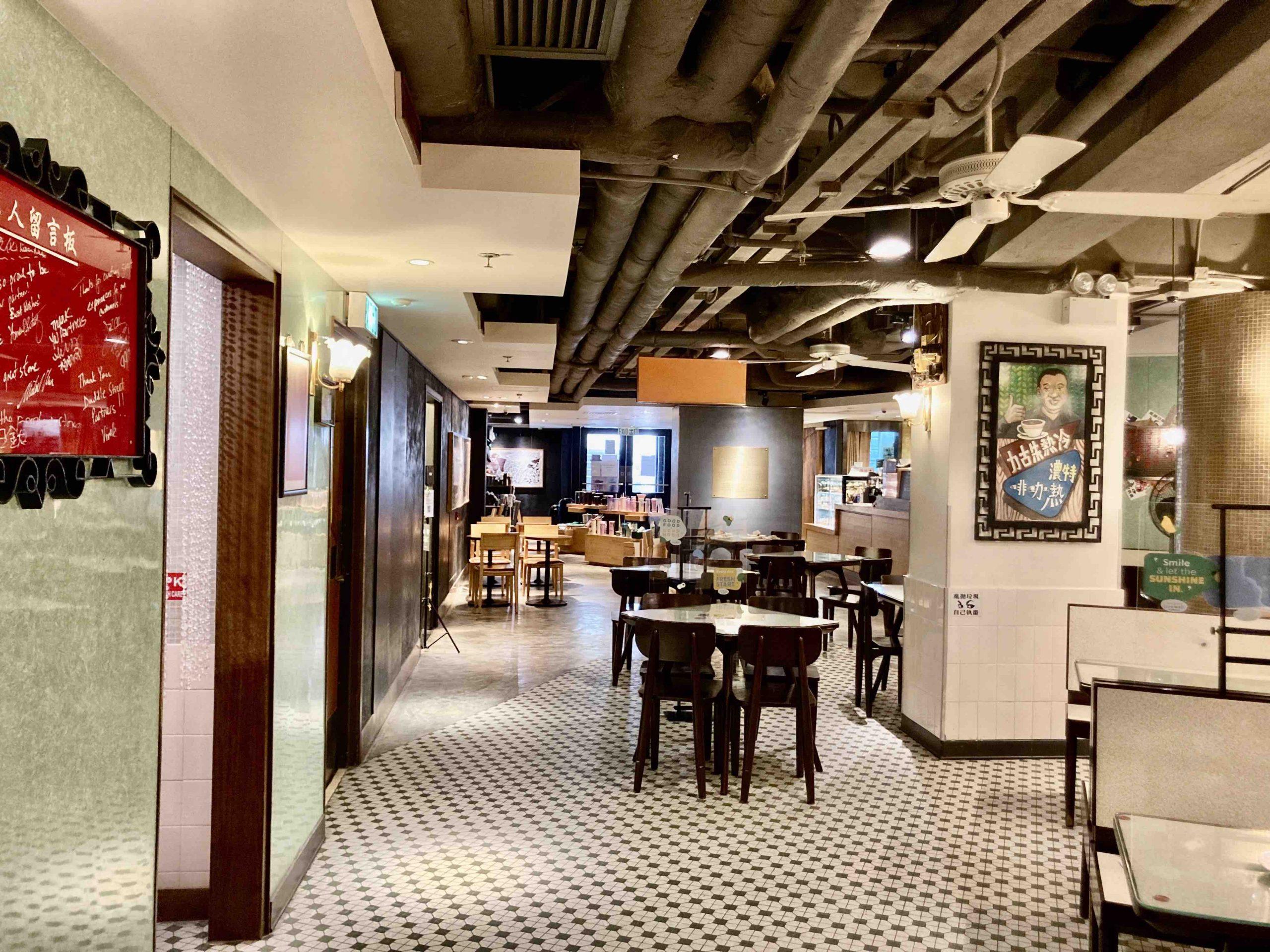 HK Central Cafe for Rent in CBD