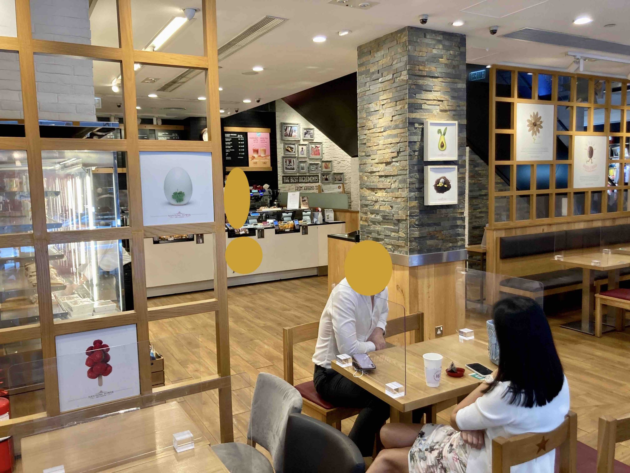 Office District Restaurant for Rent in Central HK